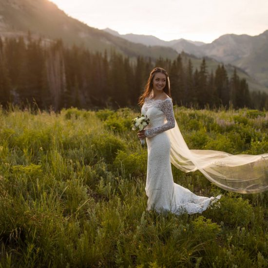 Albion Basin Elopement
