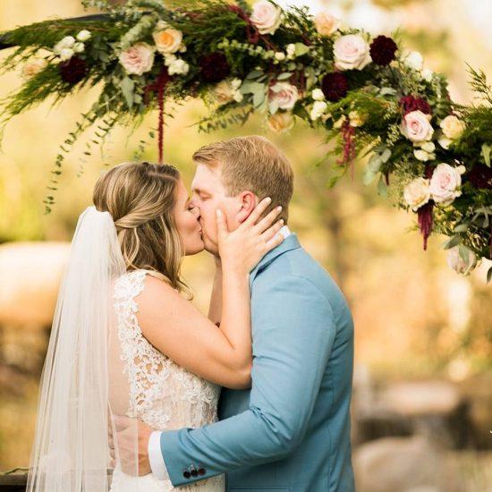 Swift River Ranch Wedding