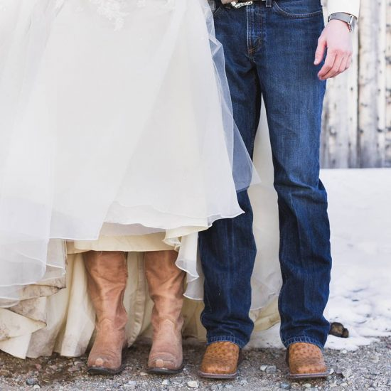 Vee Bar Guest Ranch Wedding Inspiration