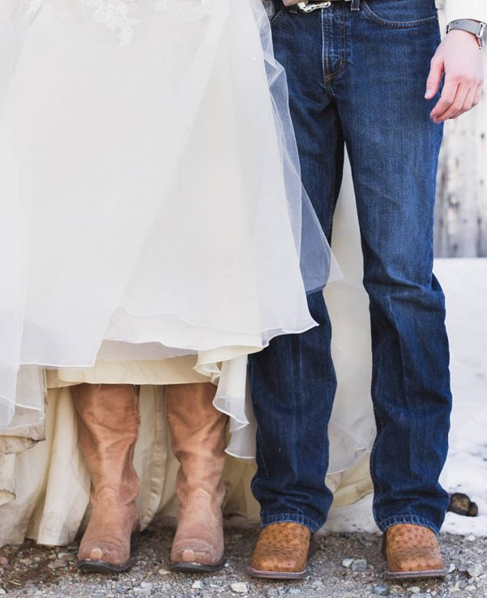 Vee Bar Guest Ranch Wedding Inspiration
