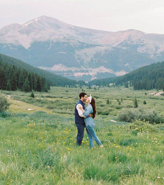 Summer Vail Engagement