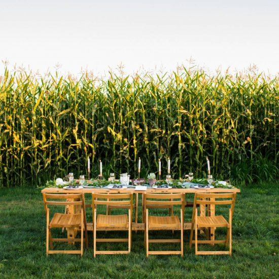 Bohemian Farm Wedding Inspiration