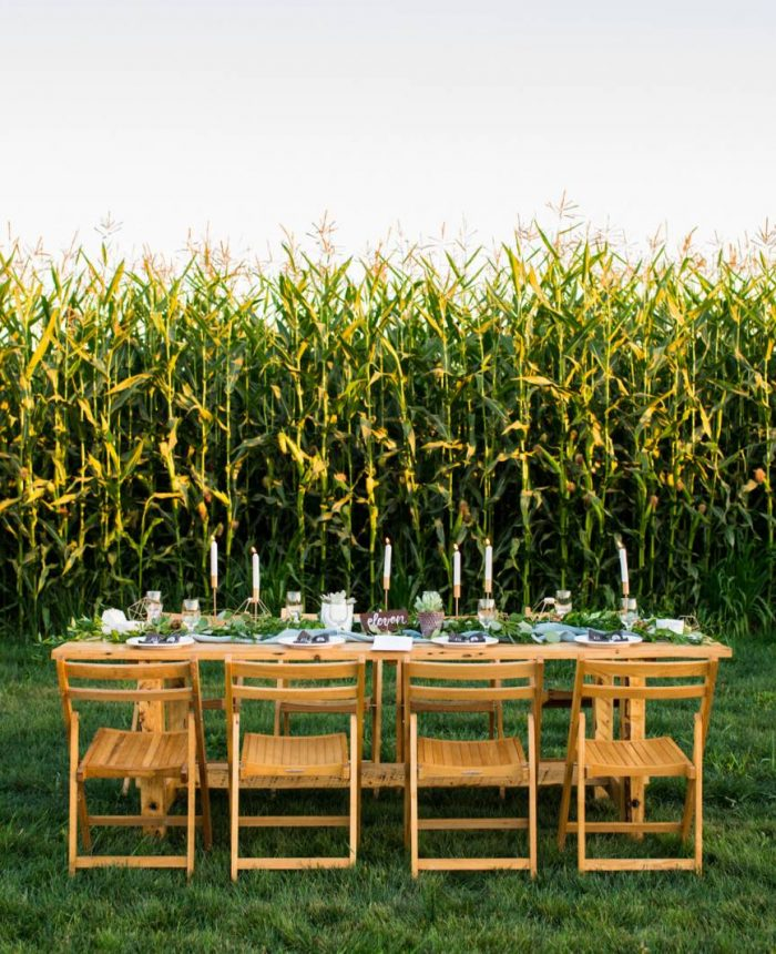 Bohemian Farm Wedding Inspiration