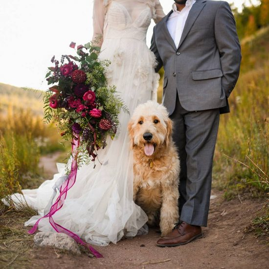 Piney River Ranch Wedding Inspiration | Vail, Colorado