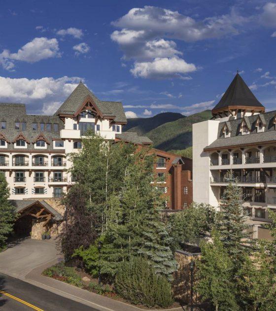 Mountain Wedding Getaways with Vail Marriott Mountain Resort