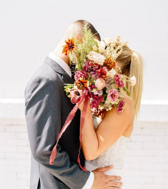 The Linen Building Wedding Inspiration