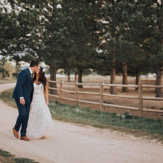 September Snowcreek Ranch Wedding