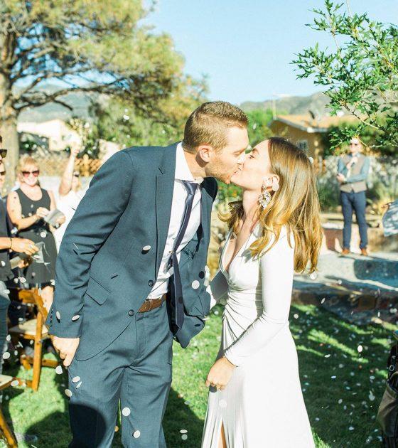 A Backyard Wedding in Albuquerque
