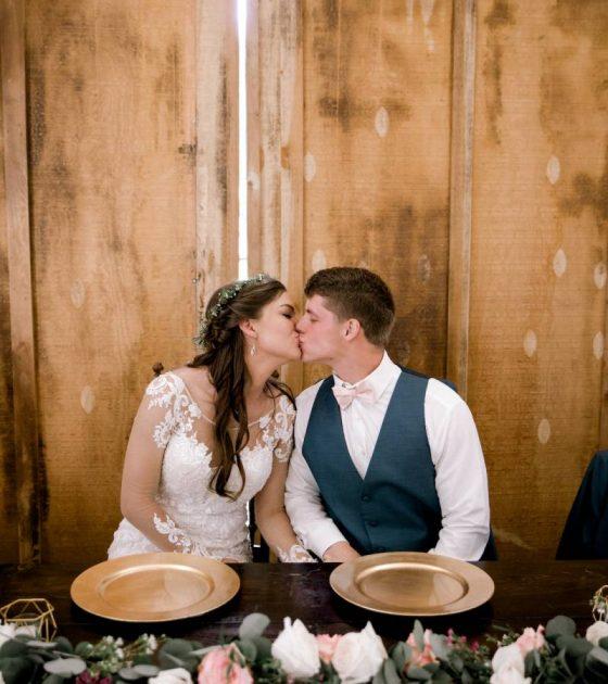 Sweet Montana Wildflower Weddings Ceremony