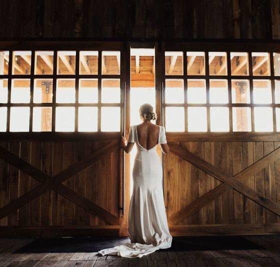 September Blue Sky Ranch Wedding