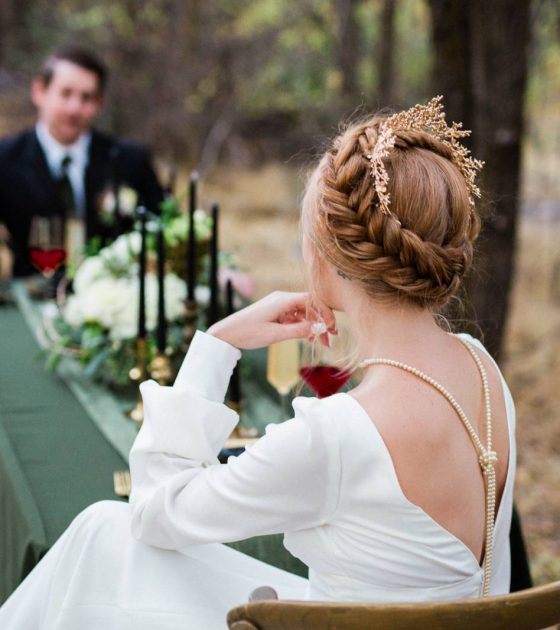 A Royal Fairytale in the Boise Woodlands