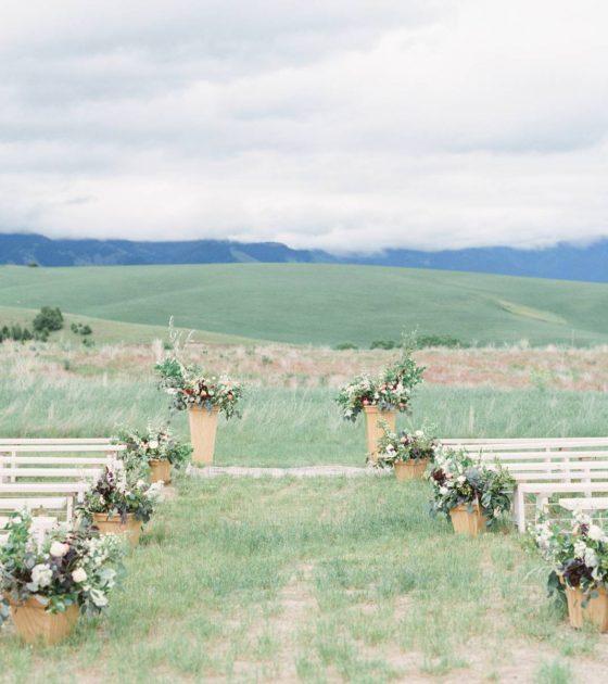 Summer Wedding at Foster Creek Farms