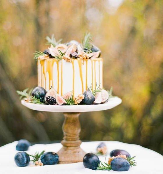 Golden Bridal Inspiration in Crested Butte