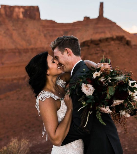 Autumn Elopement in Moab