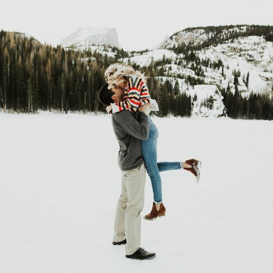 A Forever Love Captured in Estes Park