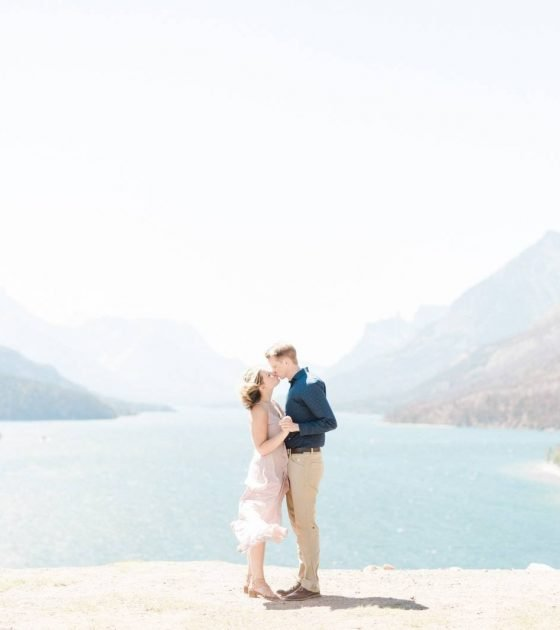 Bright and Airy National Park Engagement