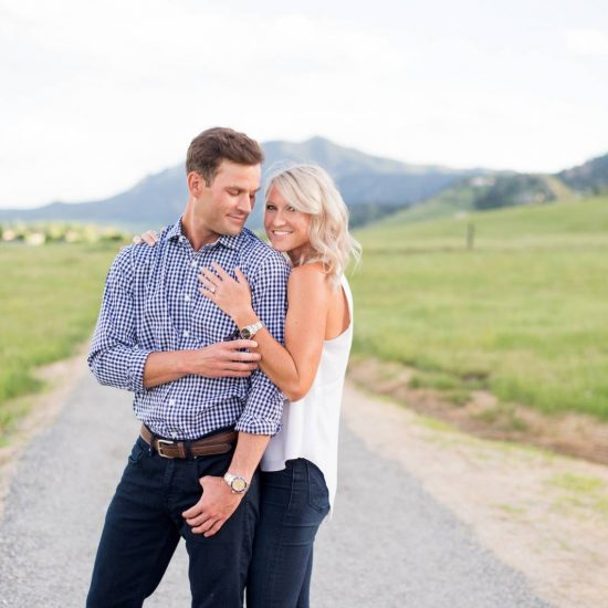 Summer Engagement in Boulder