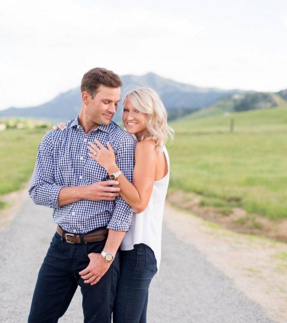 Summer Engagement in Boulder