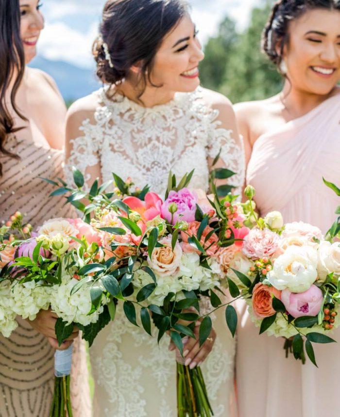 Alto New Mexico Country Club Wedding