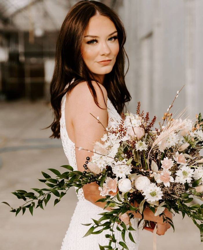 Lillian West Bridals at Patio Gardens Lacombe