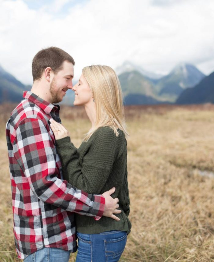 Abbotsford Engagement Session