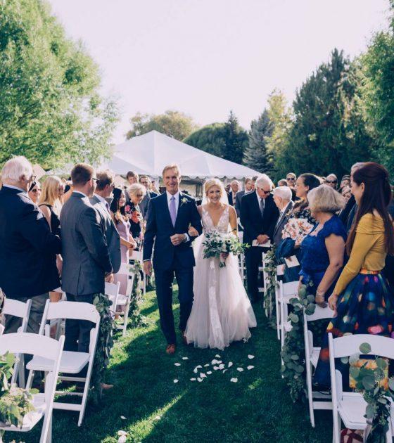 Taos Inspired Wedding at the El Monte Sagrado