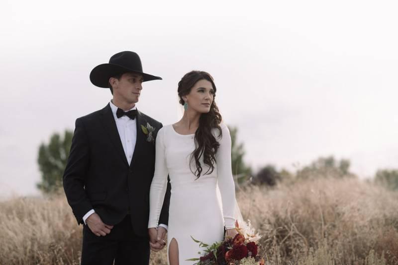 Romantic Wedding at Camelot Ranch Events