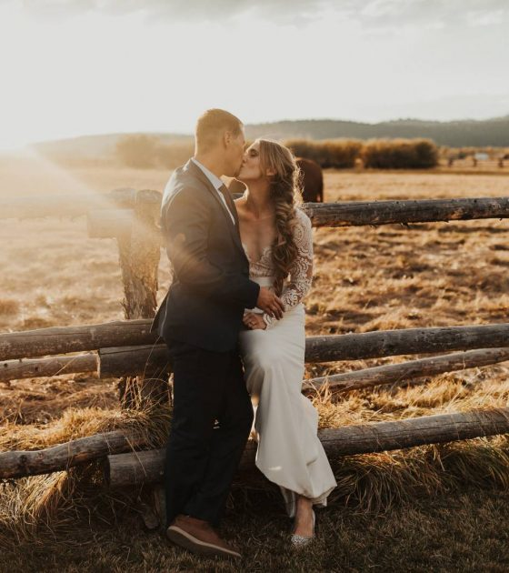 Diamond Cross Ranch Wedding Portraits