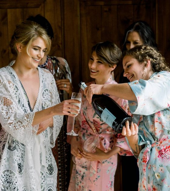 Whitetail Resort Wedding Celebration
