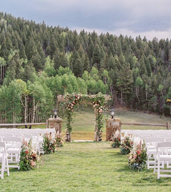 Classic Bohemian Wedding at Wild Canyon Ranch