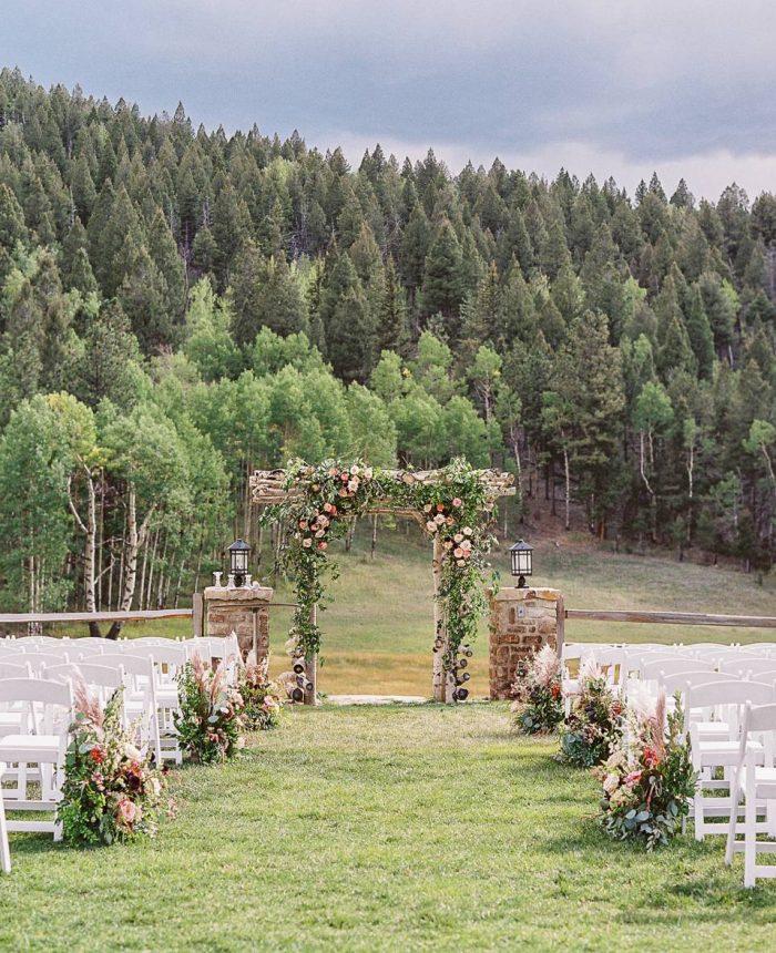 Classic Bohemian Wedding at Wild Canyon Ranch