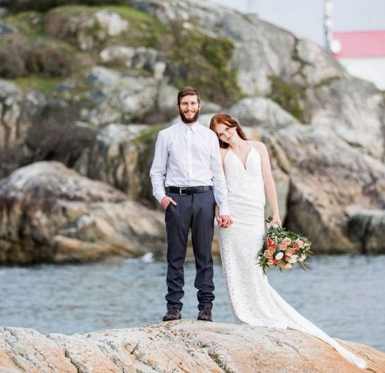 Lighthouse Park Elopement Inspiration | West Vancouver