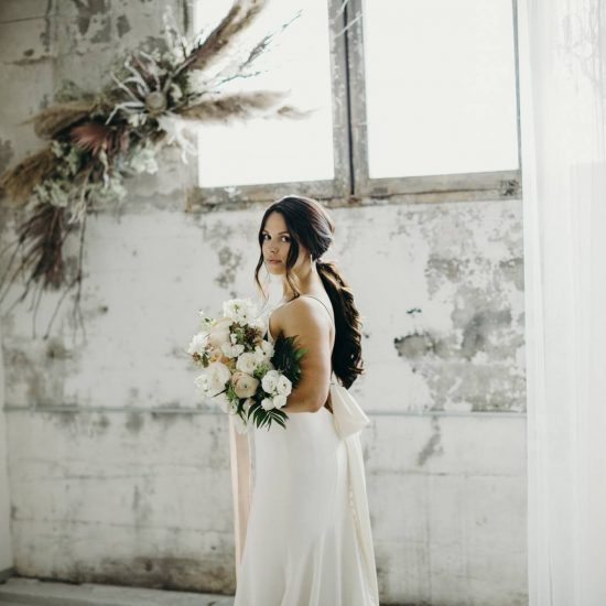 Crisp and Clean Wedding Inspiration at The St. Vrain