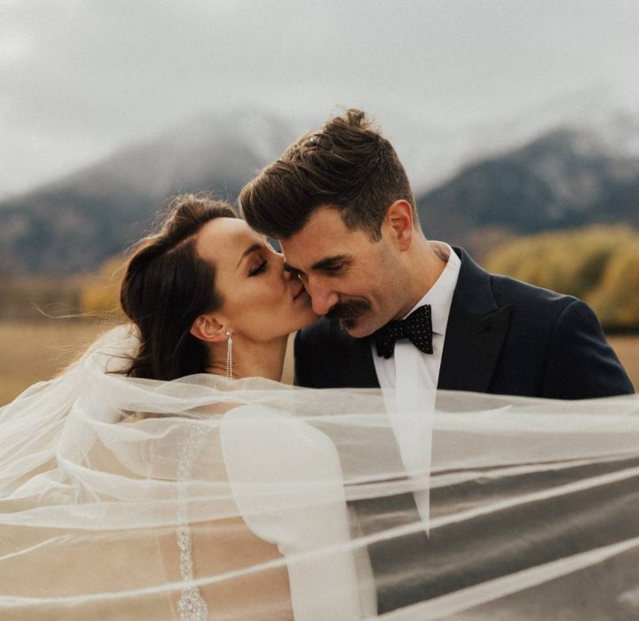 A Golden Wedding at Snake River Ranch