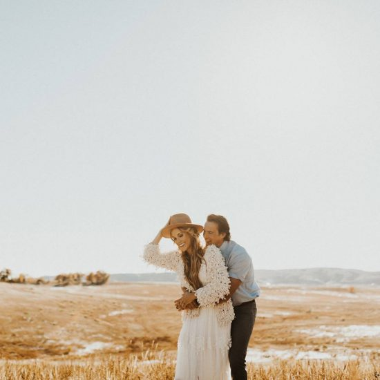 Glowing Fort Collins Wedding Inspiration