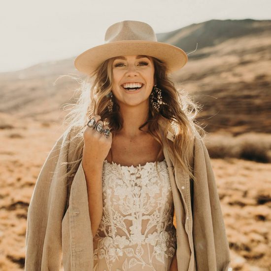 Essense of Australia Launches New Bohemian Wedding Dress Line: All Who Wander