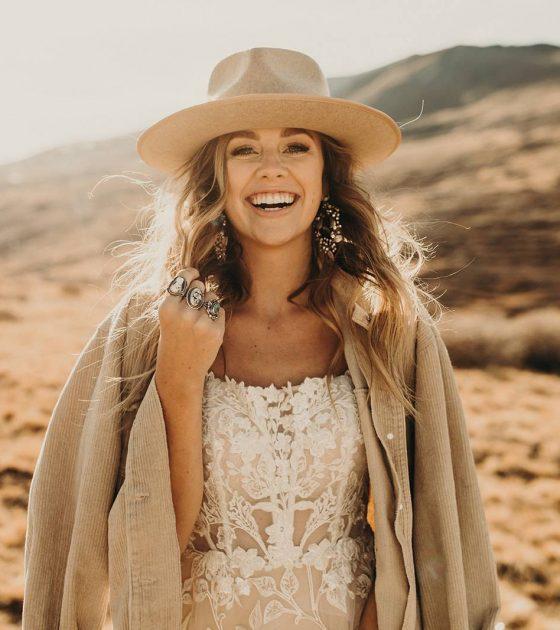 Essense of Australia Launches New Bohemian Wedding Dress Line: All Who Wander