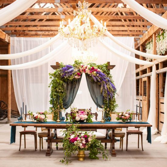 Equestrian-Inspired Wedding at Riverview Ranch