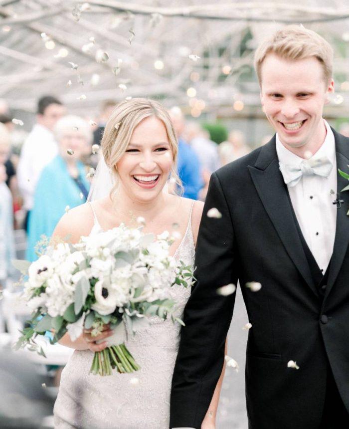 Summer Wedding at the SpringBreak Flower Farm