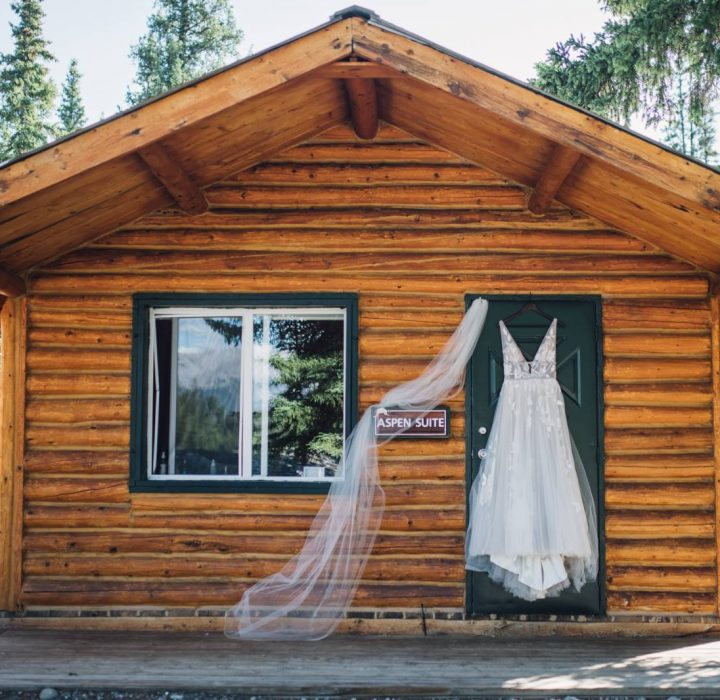 The Lodge at Panther River Wedding Ceremony