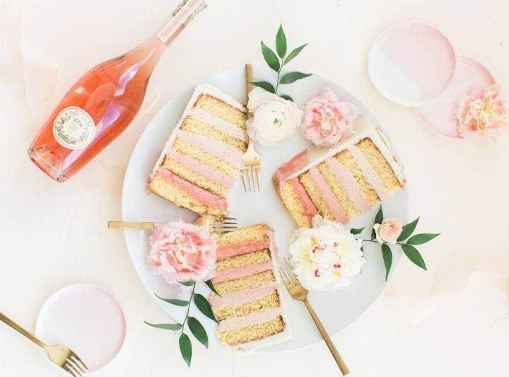 Minimalist Rose Bridal Inspiration
