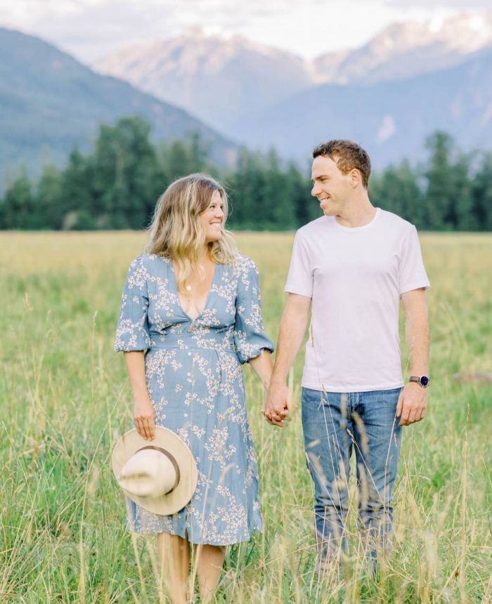 Salt Spring Island Engagement Session