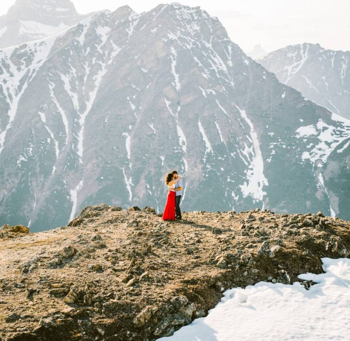 A Photographer's Guide to the Top Engagement Spots | Banff, Alberta