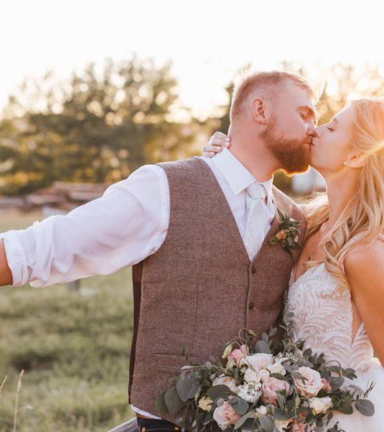 A Beautiful Wedding Day at Linn Canyon Ranch