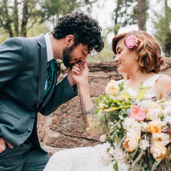 Sun Mountain Center Wedding Inspiration