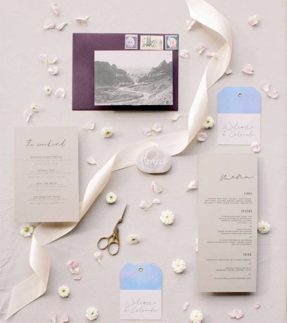 Bright and Airy Spring Creeks Ranch Wedding Inspiration