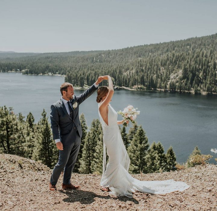 Elegant and Earth Inspired Wedding at Blackhawk on the River