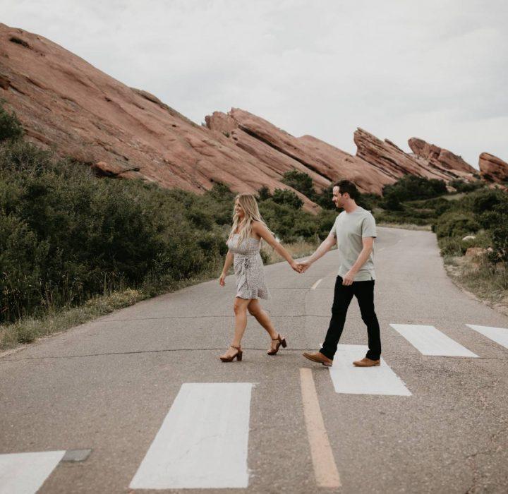 Sweet Colorado Engagements