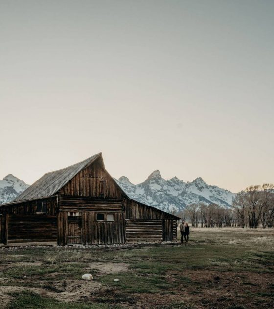 A Photographer's Guide to the Top Engagement Spots | Wyoming