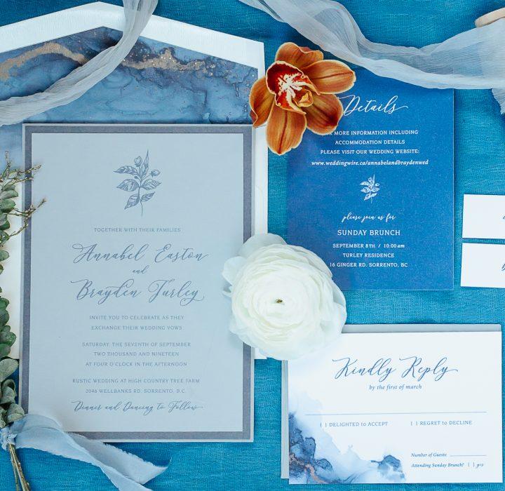 Rustic Elegant Wedding Inspiration